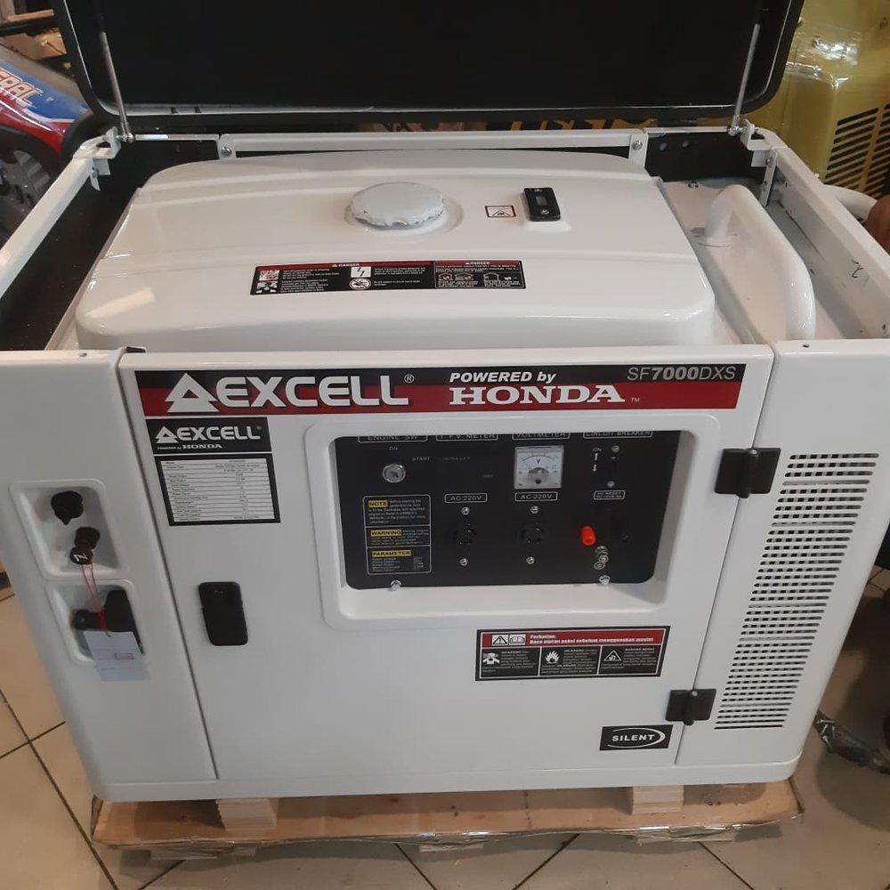 Genset silent Honda Excell