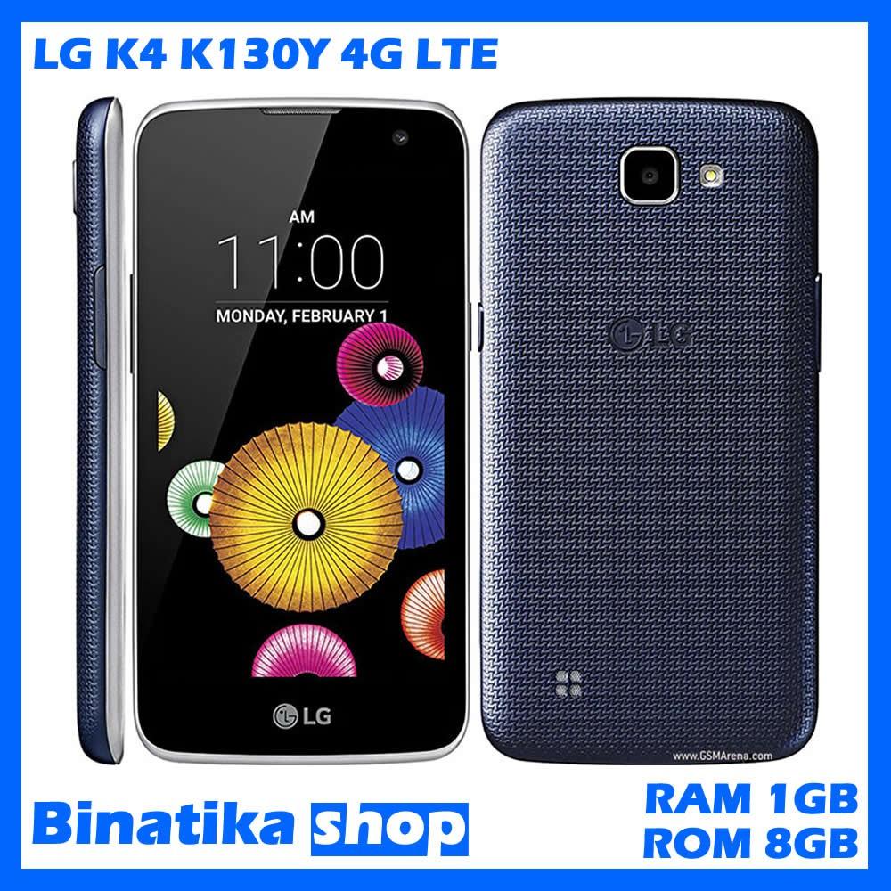 LG K4 LTE 4G NEW RESMI HP ANDROID MURAH K130Y DUAL SIM | Shopee Indonesia