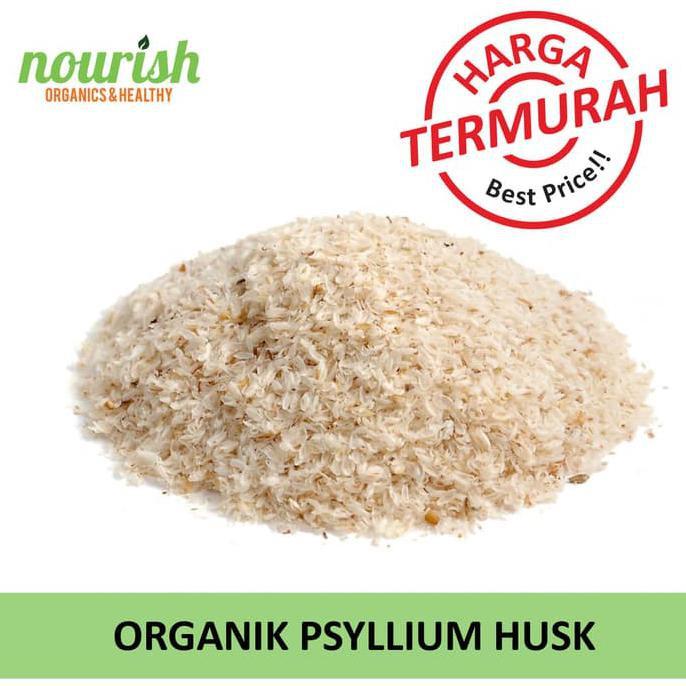 Psyllium Husk Powder - 500g ...