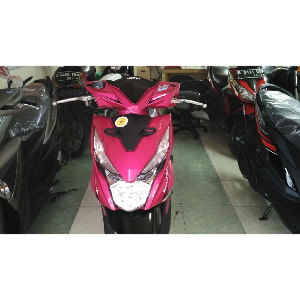 Honda Beat Street Jakarta Tangerang Shopee Indonesia New Vario 110 Esp Cbs Iss Advanced Matte Grey Depok