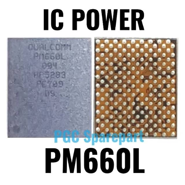Original New - IC Power PM660L - PM66OL - Xiaomi Redmi Note 5