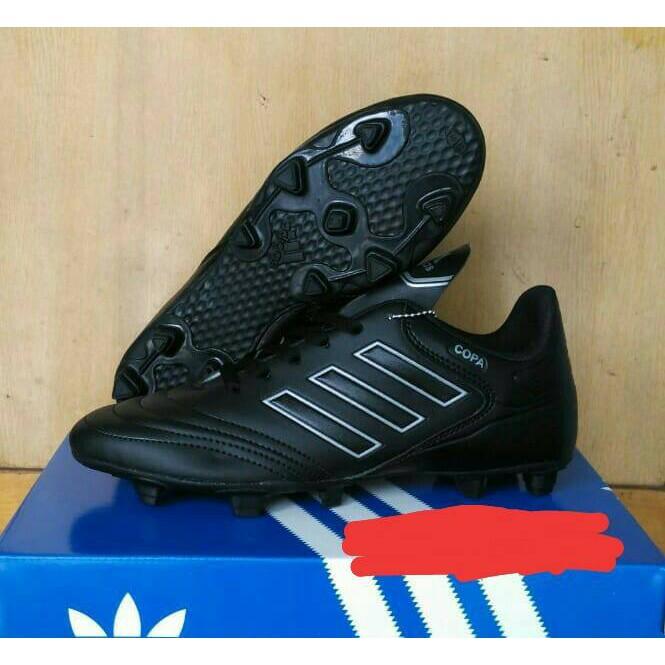 Sepatu Bola Adidas Copa Full Hitam Original Vietnam 38 44 Shopee