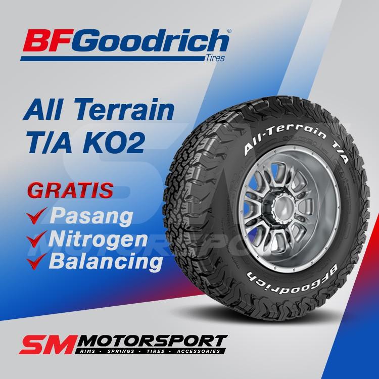Ban Mobil BFGoodrich BF Goodrich All Terrain T/A KO2 235/75 R15 15