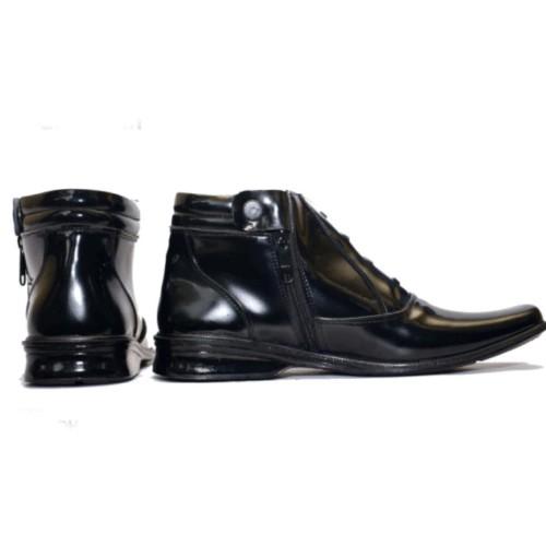 Tictac Sepatu PDH Kilap 03 Pantofel TNI POLRI  94029a5cc9