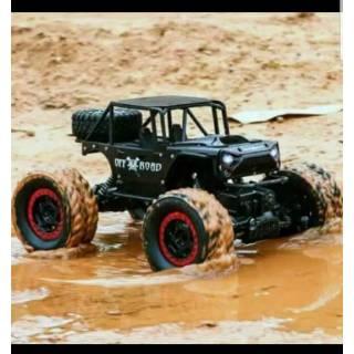 4x4 Off Road >> Ongkir 2 Kg Rc Car Offroad Jeep Army Bahan Metal Alloy Besi 4wd 2 4ghz 4x4 Rc Diecast Tentara Mobil