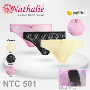 Nathalie Celana Dalam Wanita Dewasa 3 PCS NTC 3193 - Multiwarna ... e692baeeef