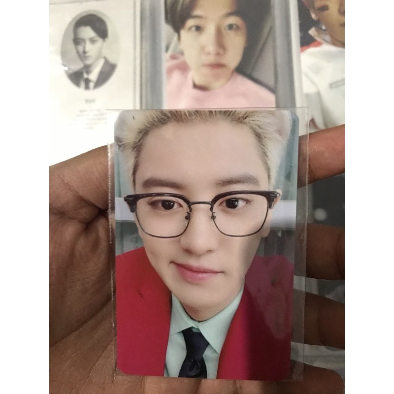 [BOOKED EVELYN] Pc Chanyeol Jasmer