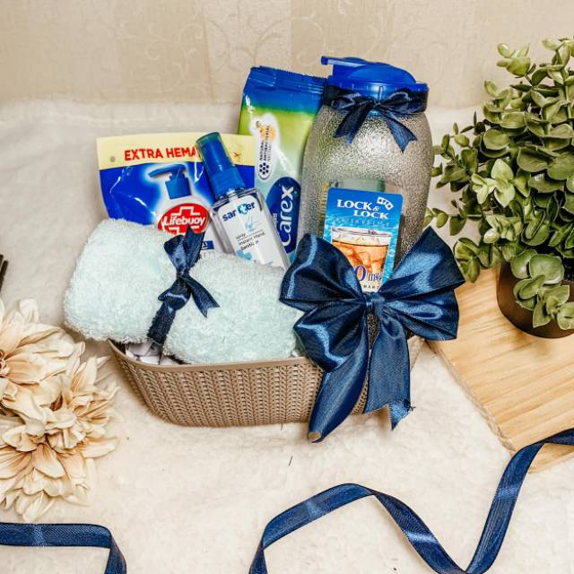 HAMPERS / PARCEL NEW NORMAL | Shopee Indonesia