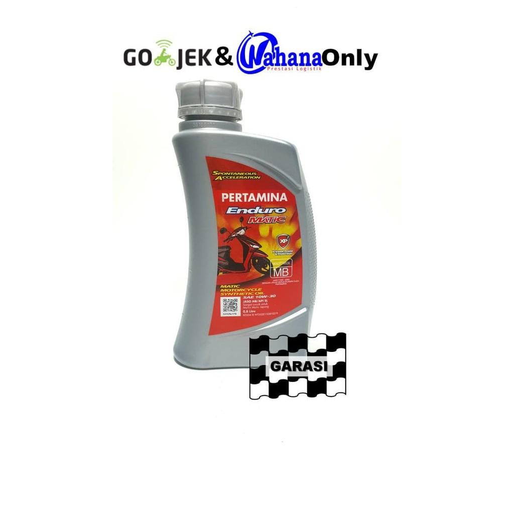 Oli Mesin Shell Advance Ax7 10w 40 08liter Shopee Indonesia Voucher Pelumas Enduro Gear Matic 24x012