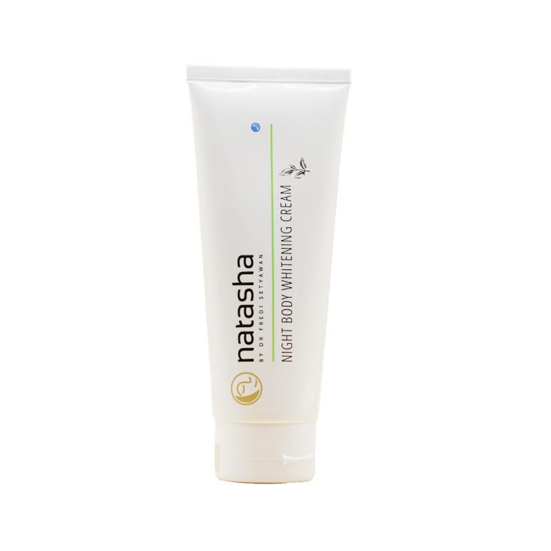 Natasha by dr Fredi Setyawan Night Body Whitening Cream | Shopee Indonesia