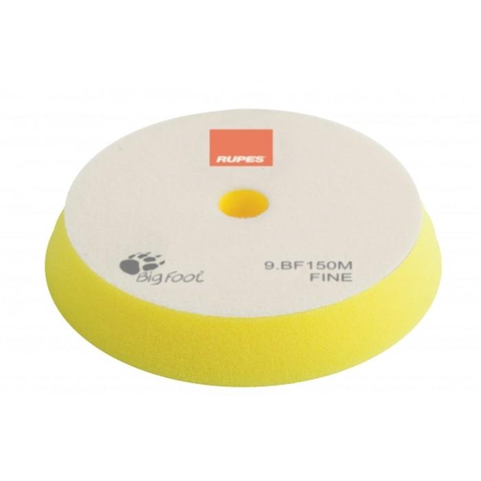 "6/"" 150mm Rupes BigFoot White Foam Ultra Fine Polishing Pad For 5/"" 130mm Backing"