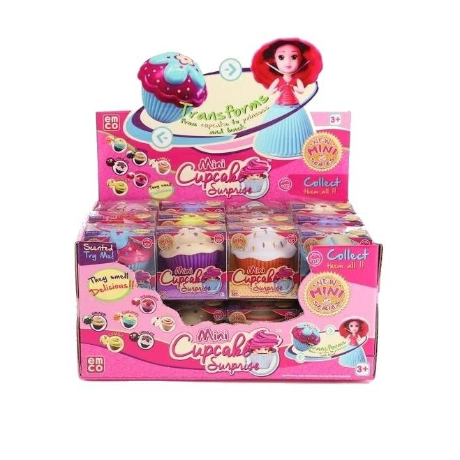 KATALOG HARGA PROMO Mini Cupcake Surprise Princess Doll Glitter EMCO  Original KATALOG BELANJA  15d3b6593f