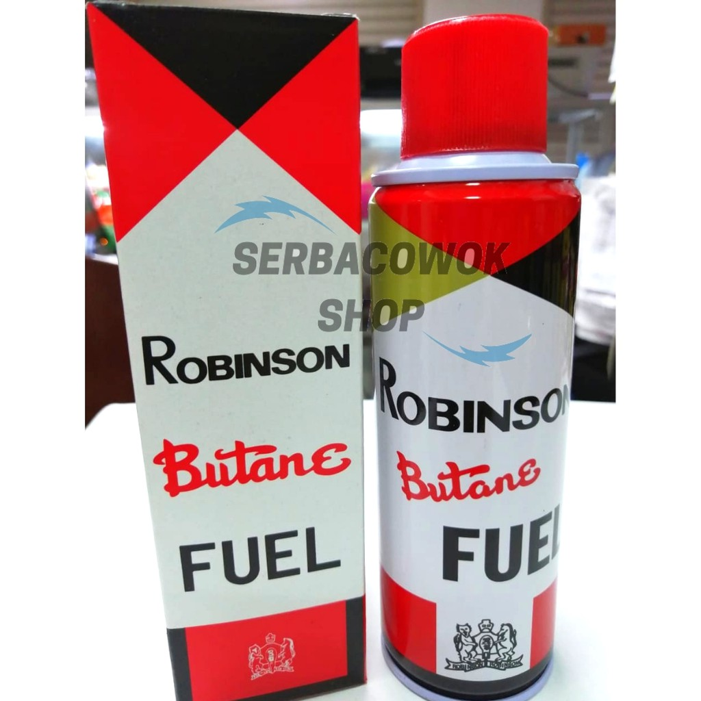 Minyak Gas Robinson Isi Ulang Korek Api Refill 220 Gr ...