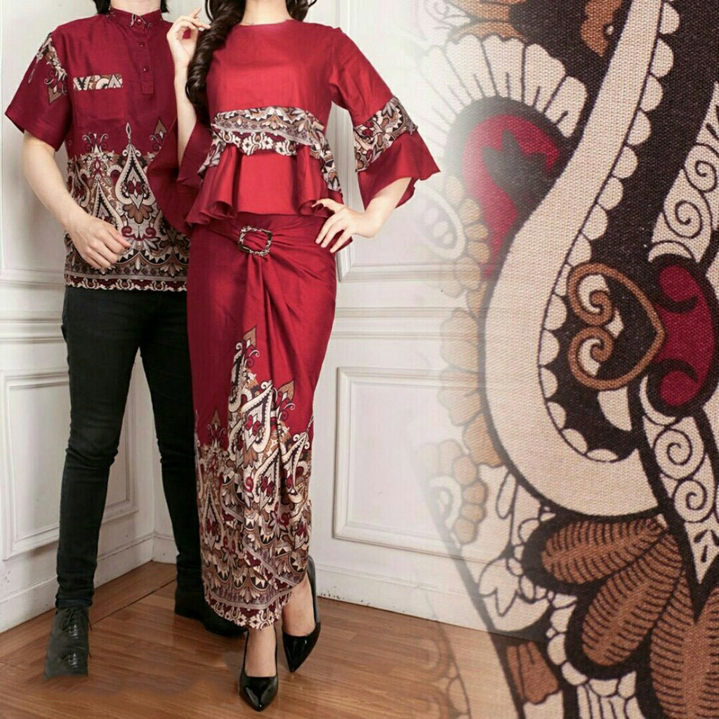 Dapatkan Harga Kebaya Atasan Diskon Shopee Indonesia Bros Ju201