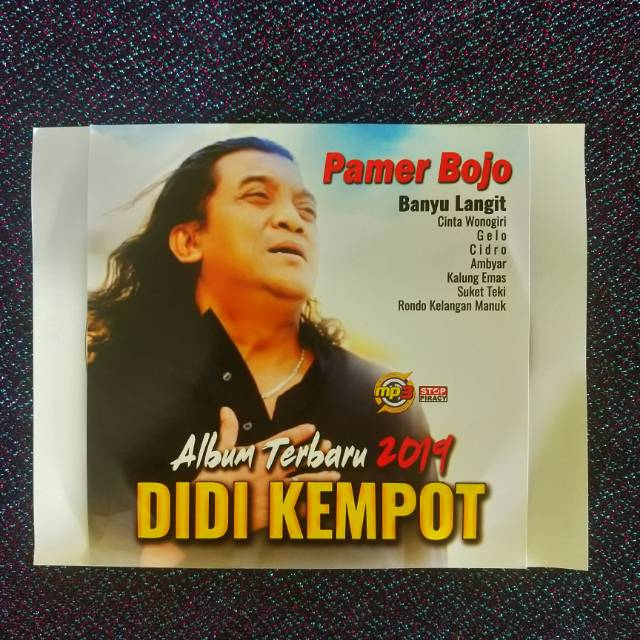 Kaset Lagu Mp3 Didi Kempot Pamer Bojo Musik Lagu Terbaru Terlaris