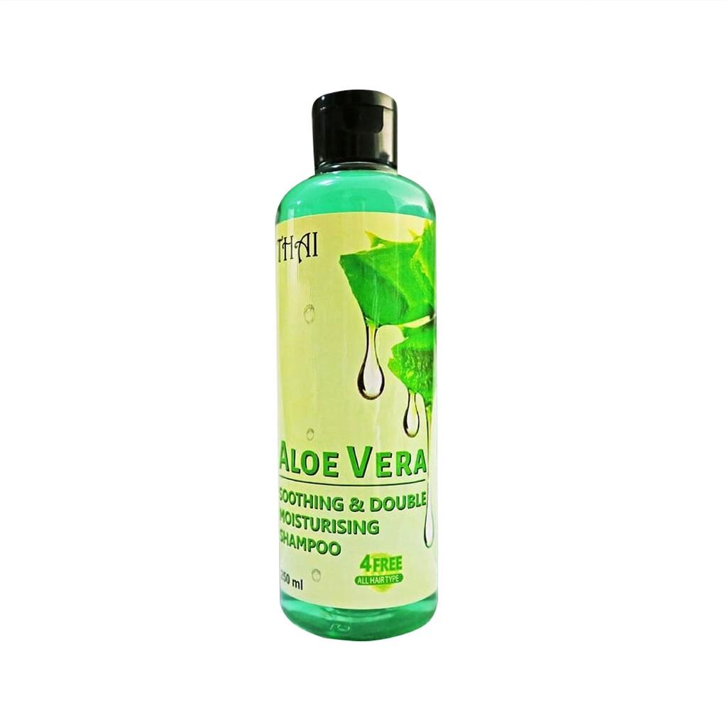 ❤ BELIA ❤ THAI Shampoo | Olive Oil Shampoo | Aloe vera Shampoo (✔BPOM) 250ml-THAI ShampooAloeVera