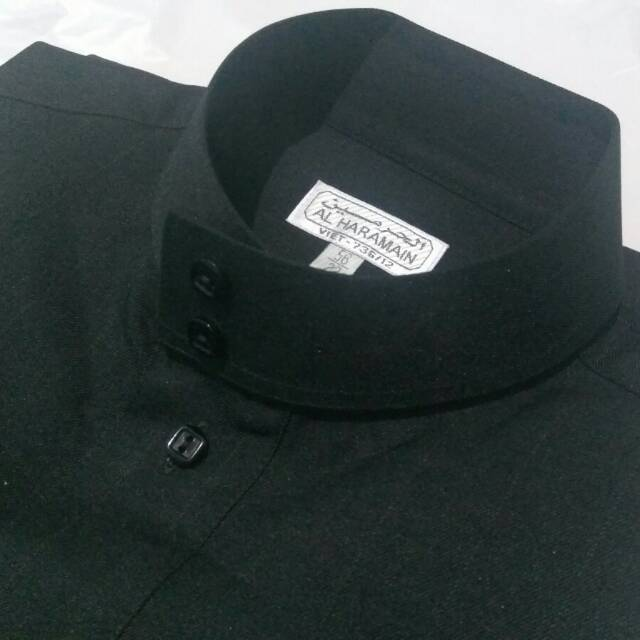 Jubah Al Haramain Wool Import Saudi Original Shopee Indonesia
