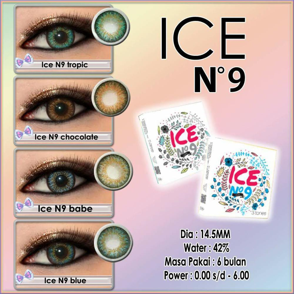 Softlens X2 Sanso Normal Softlense Soflen Shopee Indonesia Diva Queen One Layer With Clear Vision