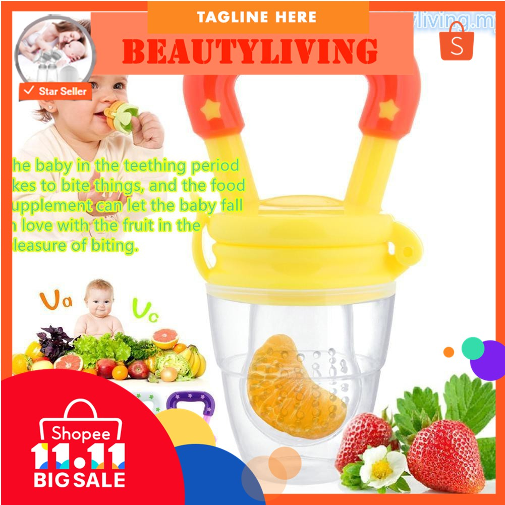 Empeng Buah Bayi Dot Fruit Feeder Pacifier Murah Daftar Harga Baby Food Untuk