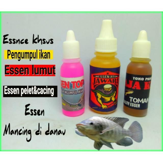 Oplosan Essen Untuk Ikan Nila Shopee Indonesia