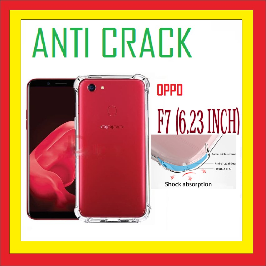 ANTI CRACK OPPO A83 5.7 INCH SILIKON TEBAL ULTRATHIN CASE CASING 907364   Shopee Indonesia