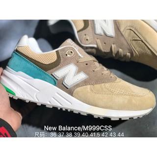 purchase cheap 7f9a3 09853 Sepatu Sneakers Olahraga Unisex Model New Balance 999 NB999 Warna Kuning  Kuning