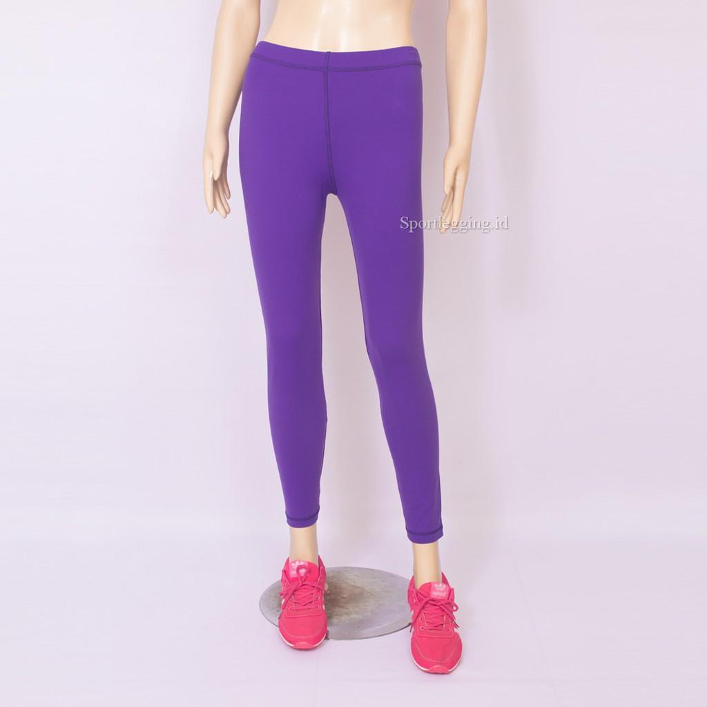 Legging Sport Ungu Shopee Indonesia