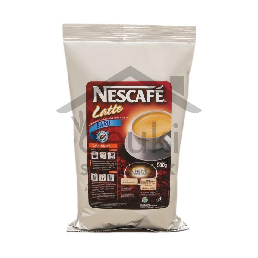 Beli Nescafe LATTE by Nestle Professional ala Cafe (500 gr) Harga Lebih Murah Bersama Teman | Shopee Indonesia