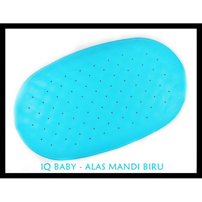 IQ Baby Bath Mat Alas Karet Bak Mandi Bayi & Anak Anti Slip /KARET UNTUK ALAS EMBER BAK MANDI BAYI   Shopee Indonesia