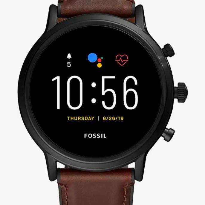 Fossil Smartwatch Pria FTW4026 original
