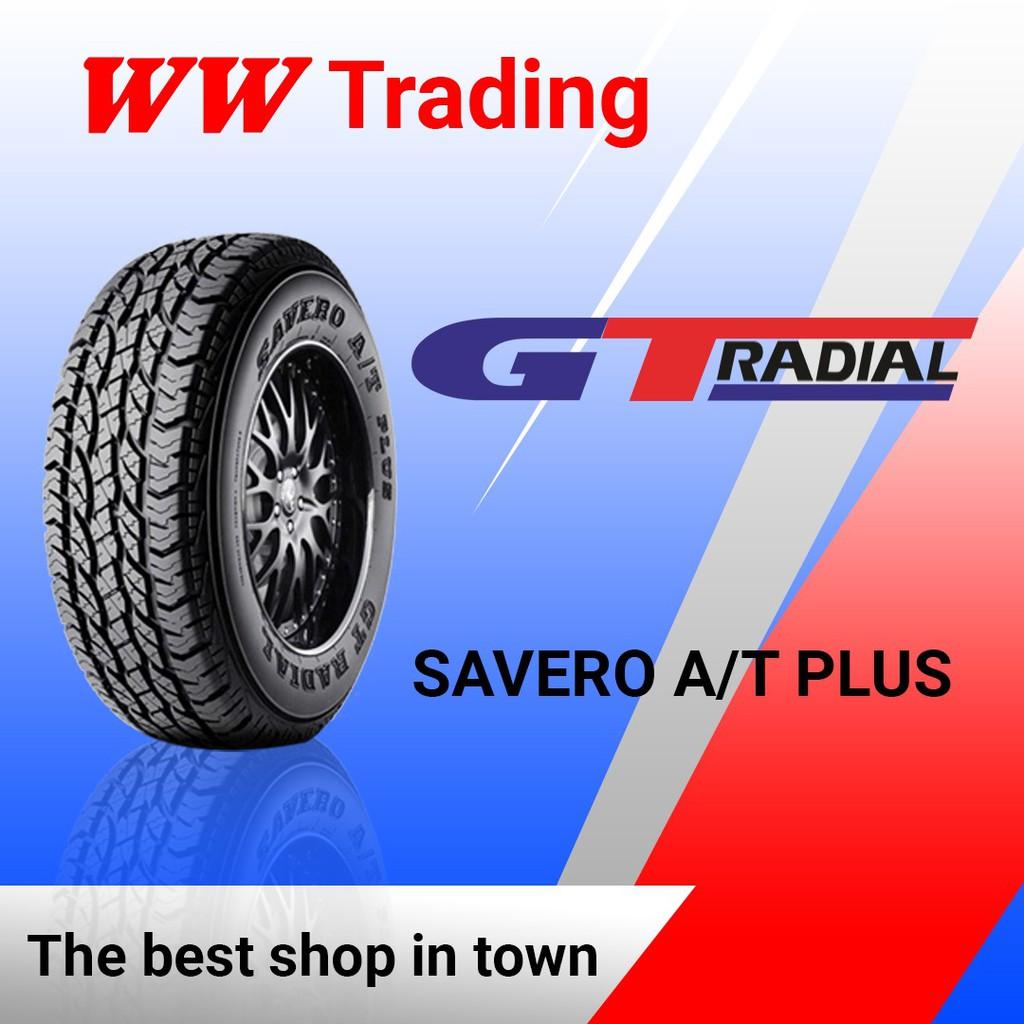 BAN GT RADIAL SAVERO A/T PLUS 275/70 R16/ 275 70 16