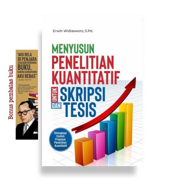 Menyusun Penelitian Kuantitatif Untuk Skripsi Dan Tesis Shopee Indonesia