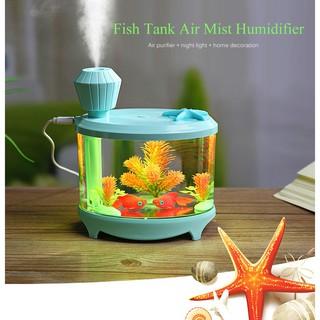 Humidifier Diffuser Aromaterapi Minyak Esensial Aromaterapi