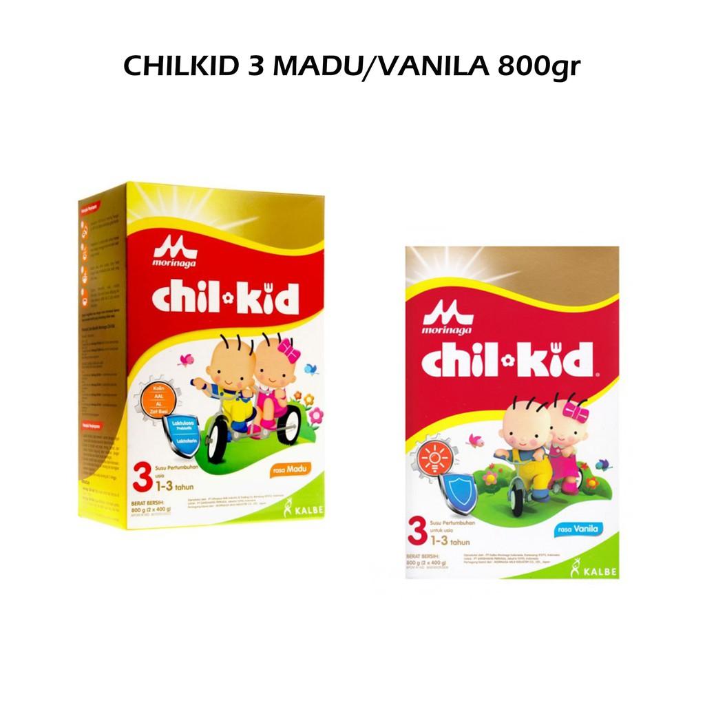 Chilschool 4 800gr Vanilla Madu Cokelat Shopee Indonesia Sustagen Kid Vnl Tin 800 Gr