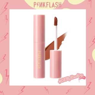 PINKFLASH OhMyKissAiry Kiss Air Matte Liquid Lipstick Waterproof Lip & Cheek Tint Double Use thumbnail