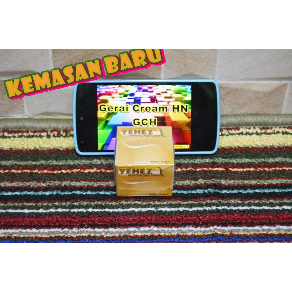 Cream Hn Apoteker Hetty Nugrahati Kecil 15gr Small 15 Gr Sabun 60ml Original Asli Shopee Indonesia