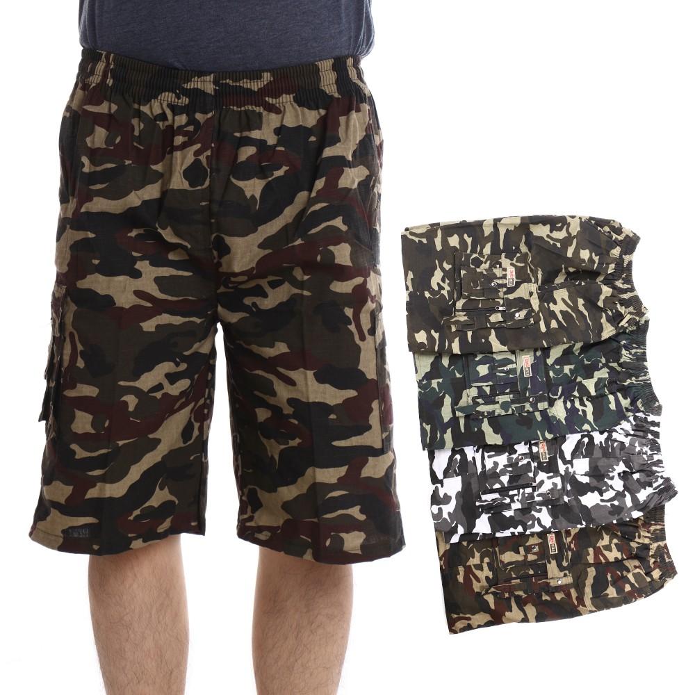 [Retail] Celana pendek cargo Leopard / nyaman dipakai / 4 warna   Shopee Indonesia