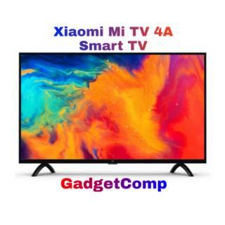 Xiaomi Mi LED TV 4A Smart TV 32 Inci - High definition Android TV 32 Inch -  Garansi Resmi