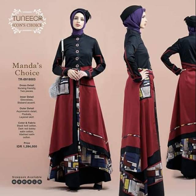 Tuneeca Icon Choice Manda Shopee Indonesia