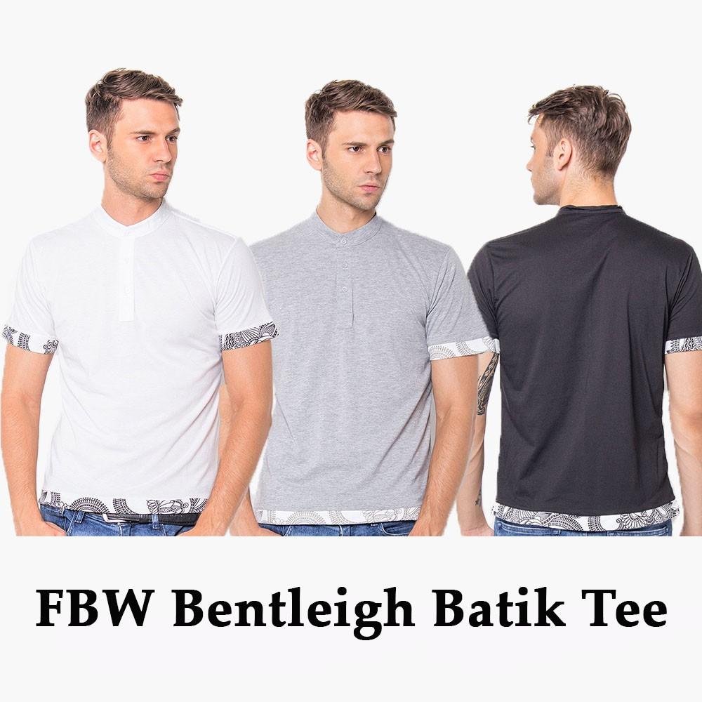 Fbw Bradford Batik Pocket Tee Hitam Daftar Update Harga Terbaru Clayton Long Sleeve Formal Shirt Cokelat Toko Online