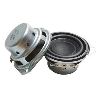"""2pcs For JL 1.5/""""inch 8ohm 8Ω 10W Neodymium Full-range speaker Loudspeaker"""