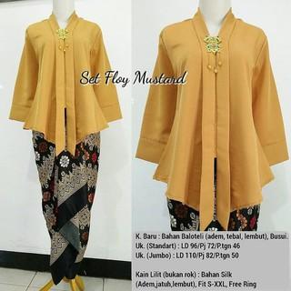 Promo!! Maxi Dress Kebaya Ramashinta Tile + Payet With Bustier ... 6e9b669aa0