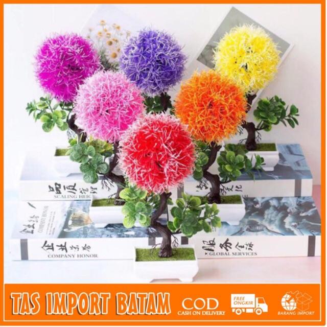 Tib Cod Bunga Plastik Bunga Hiasan Meja Tanaman Plastik Hias P005 Shopee Indonesia