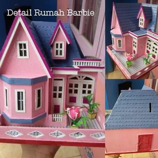 87 Gambar Miniatur Rumah Barbie Terbaru