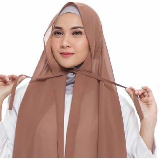 Pashmina Tali Diamond Baru Shopee Indonesia