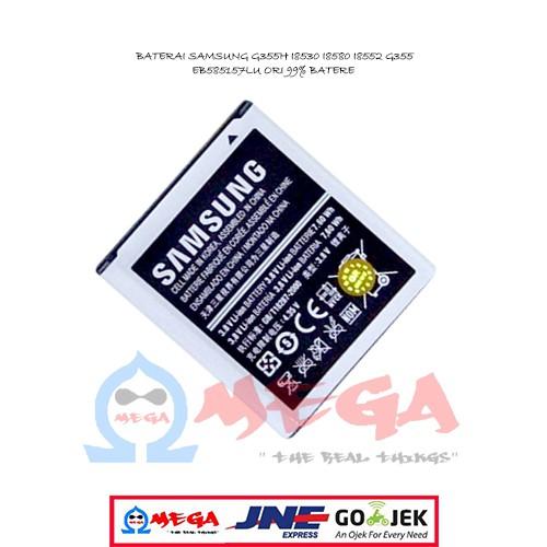 BATERAI SAMSUNG S5830 S7500 S6500 S6310 EB-494358VU ORI 99% BATERE | Shopee Indonesia