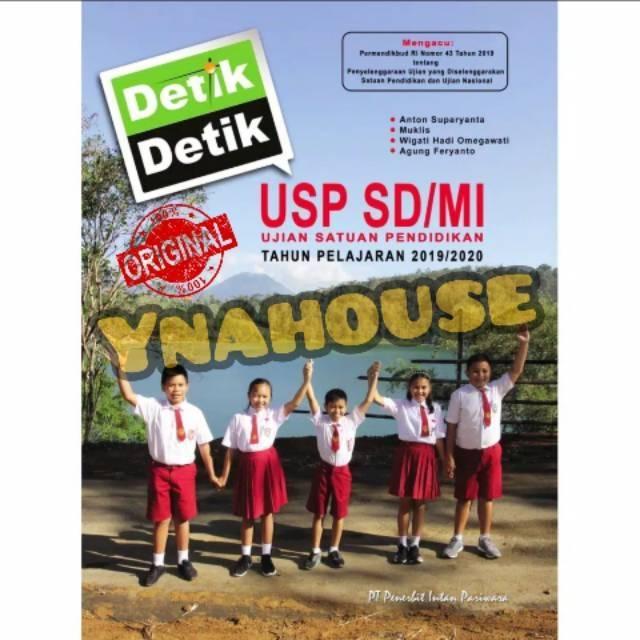 Promo Buku Detik Detik Un Usp Sd Mi Tahun 2019 2020 Asli Intan Pariwara Kunci Jawaban Shopee Indonesia