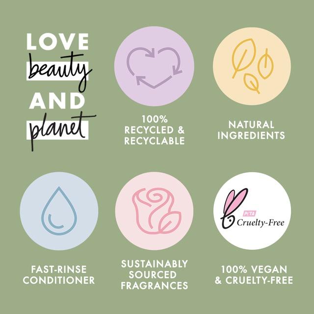 Love Beauty & Planet Radical Refresher, Tea Tree Oil & Vetiver Shampoo 400Ml-4