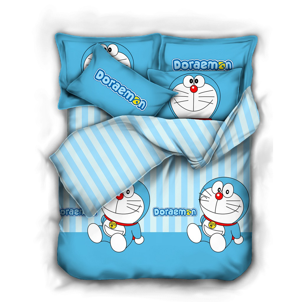 Bloomingdale Bed Cover Set Sprei Shopee Indonesia Katun Import  Uk 120x200 Single 452