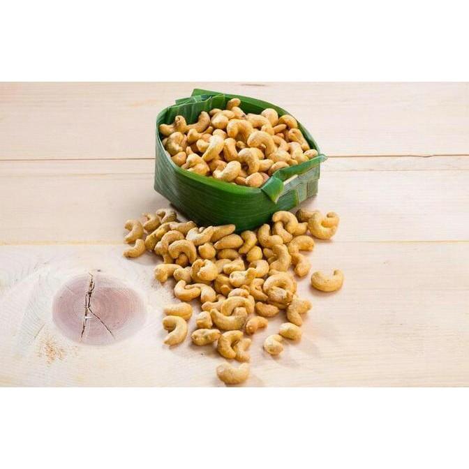 Kacang Mede / Mete Asin Original 250 Gram Berkualitas